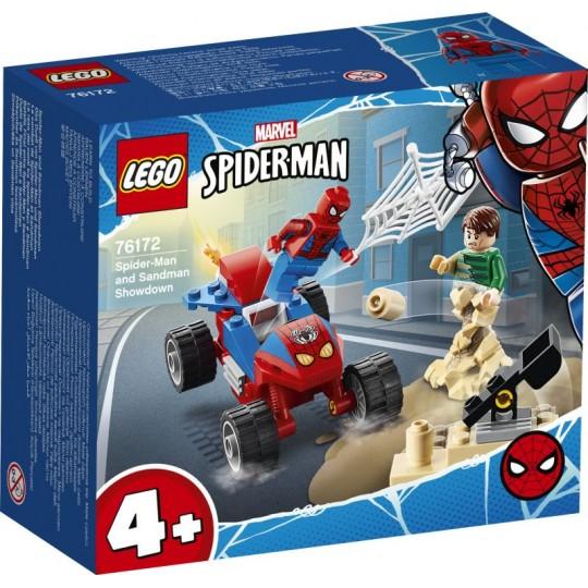 LEGO® Super Heroes: Marvel Spider-Man and Sandman Showdown