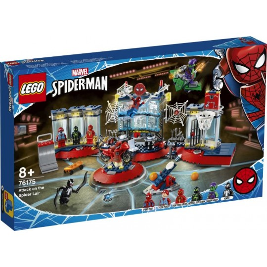 LEGO® Super Heroes: Attack on the Spider Lair