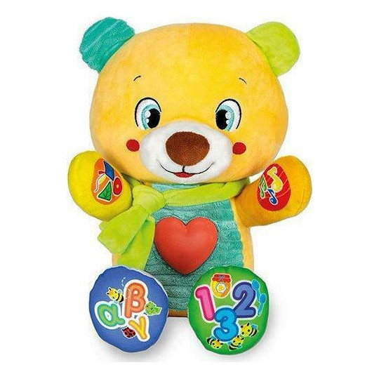 Titos the Interactive Teddy Bear