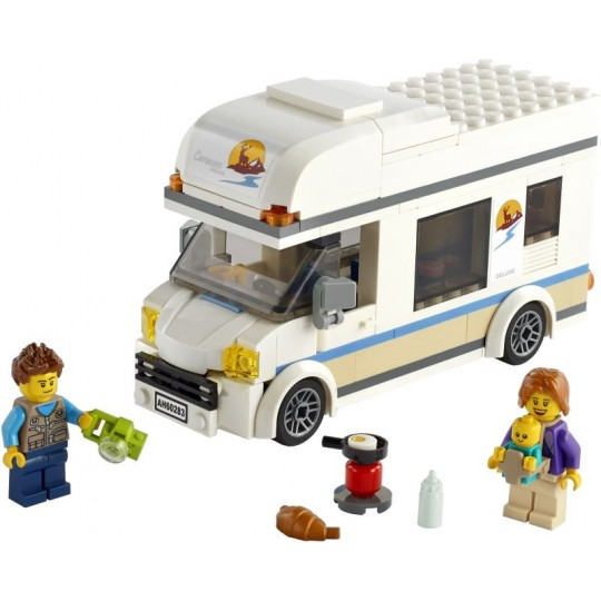 LEGO® City Great Vehicles: Holiday Camper Van
