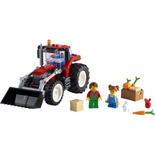 LEGO® City Great Vehicles: Tractor