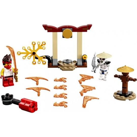 LEGO® NINJAGO®: Epic Battle Set - Kai vs Skulkin
