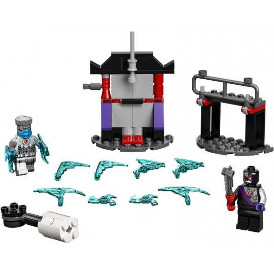 LEGO® NINJAGO®: Epic Battle Set - Zane vs Nindroid