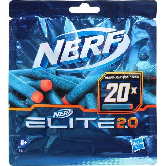 Hasbro Nerf Elite 2.0 - 20Pack Refill