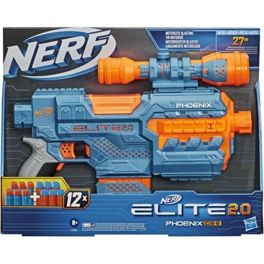 Hasbro Nerf Elite 2.0 - Phoenix CS-6 Motorized Blasting