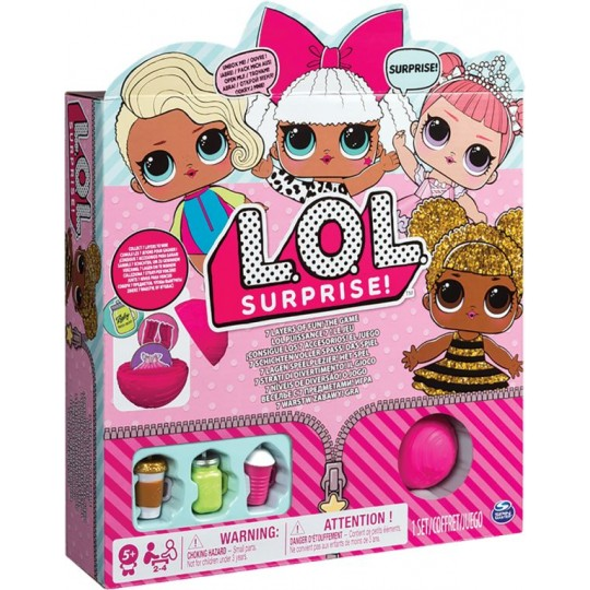 L.O.L Surprise! The Game