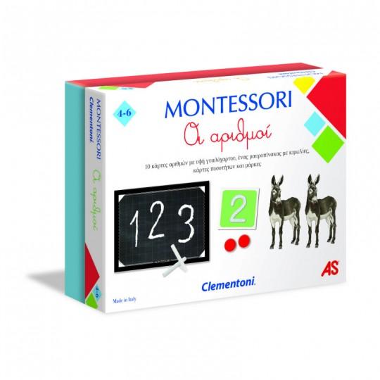 Montessori Numbers