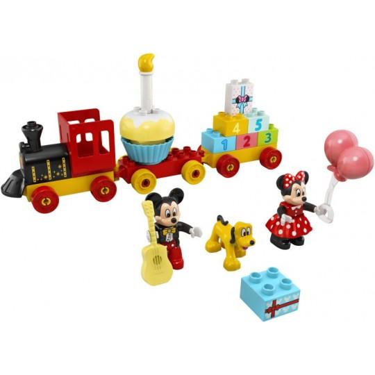 LEGO® DUPLO® Disney™: Mickey & Minnie Birthday Train