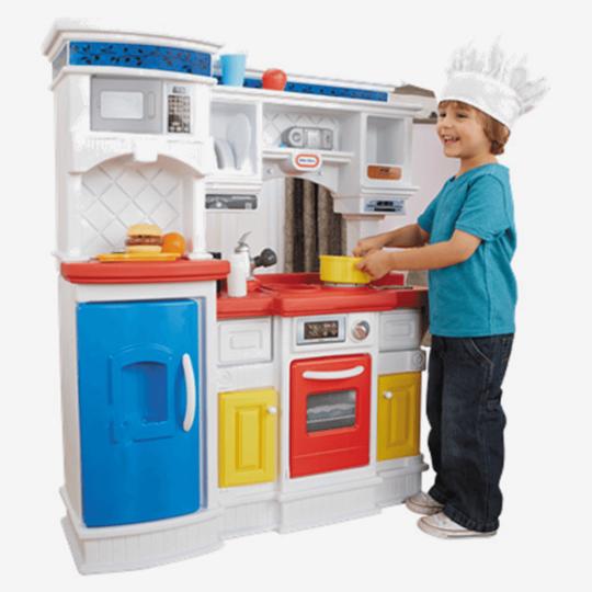 Little Tikes Gourmet Prep n Serve Kitchen