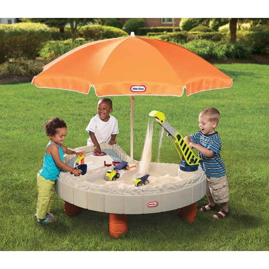Little Tikes Builders Bay Sand and Water Table