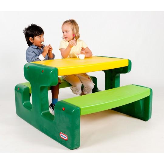 Little Tikes Large Picnic Table (Evergreen)