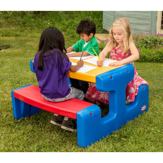 Little Tikes Large Picnic Table (Primary)