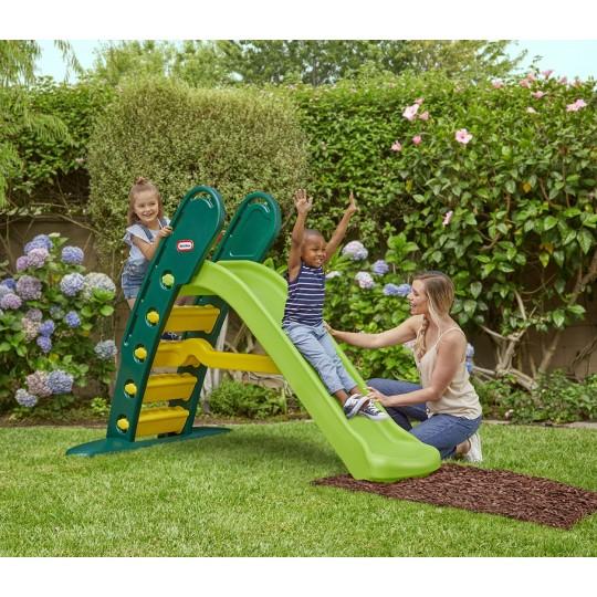 Little Tikes Easy Store Giant Slide (Evergreen)