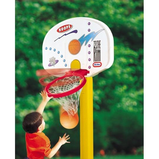 Little Tikes Easy Store Basketball Set (Large)