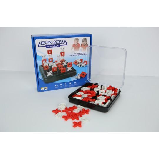 3D XO Chess