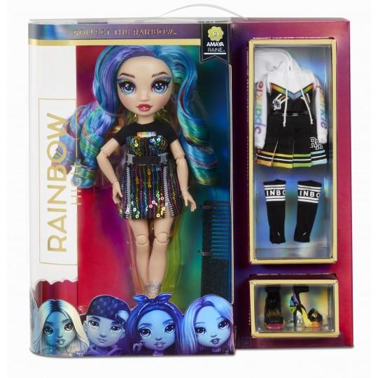 Rainbow High Fashion Doll - Teal Boy