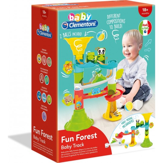 Baby Clementoni Fun Forest Baby Track