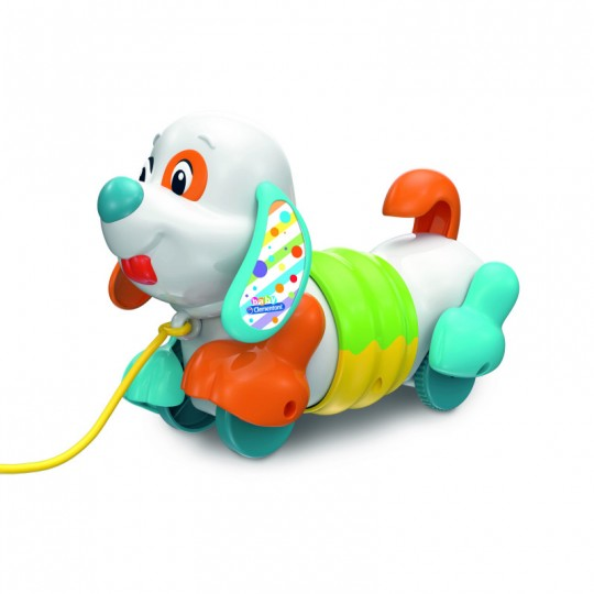Baby Clementoni Pull Along Dog Charlie
