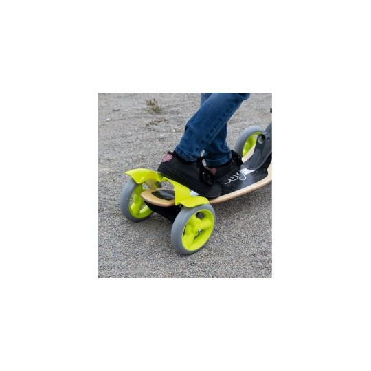 Smoby S-Cruiser Wooden Scooter