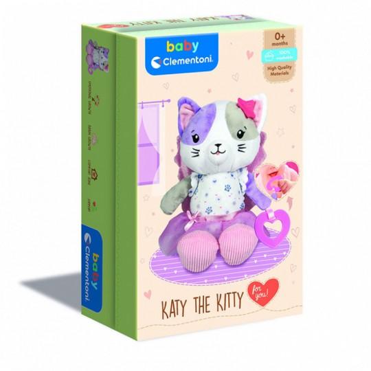 New Born Dancer Kitty Plush In Gift Box