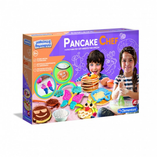 Learn & Create - Pancake Chef