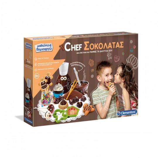 Learn & Create - Chocolate Chef