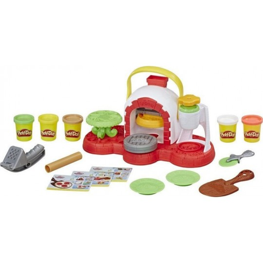 Play-Doh: Kitchen Creations - Stamp 'n Top Pizza Playset