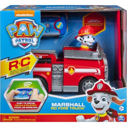 Paw Patrol: Marshall RC Firetruck
