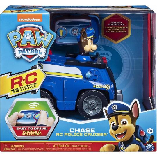 Paw Patrol: Chase RC Cruiser
