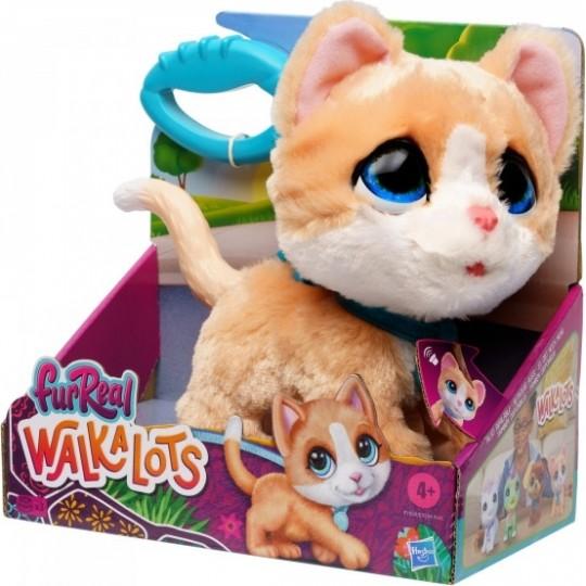 Furreal Walkalots - Big Wags Cat