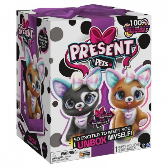 Present Pets - Glitter Pups
