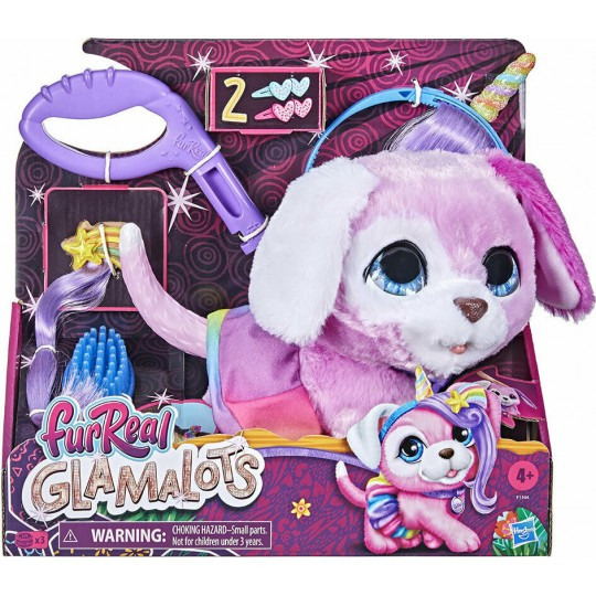 Furreal Glamalots Interactive Pet Toy
