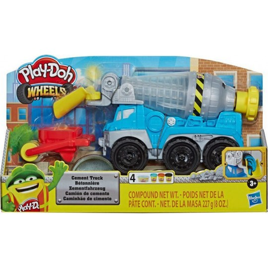 Play-Doh Wheels - Cement Truck