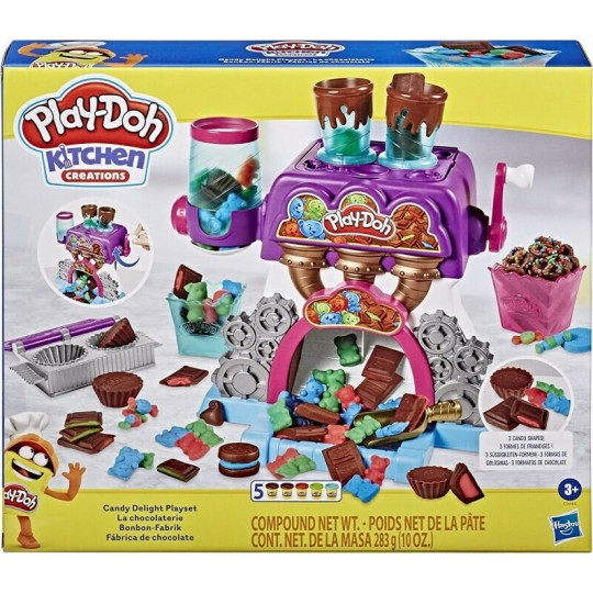 Play-Doh Kitchen Creations - Candy Delight Playset