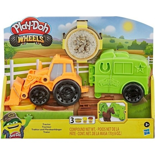 Play-Doh Wheels - Tractor
