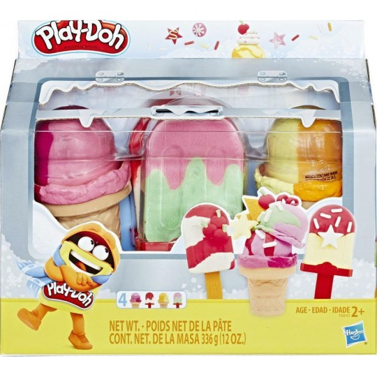 Play-Doh Ice Pops 'n Cones Freezer