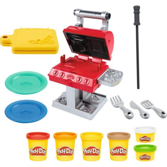 Play-Doh Grill 'n Stamp Playset