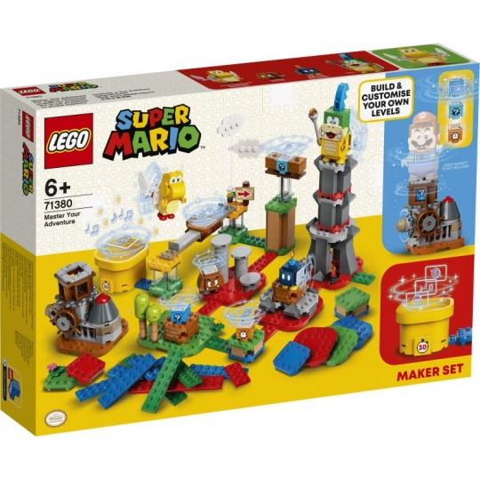 LEGO® Super Mario™: Master Your Adventure Maker Set