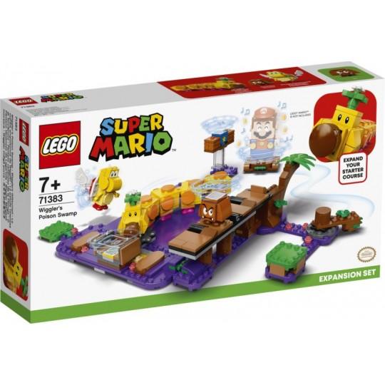 LEGO® Super Mario™: Wiggler's Poison Swamp Expansion Set