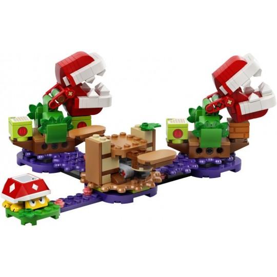 LEGO® Super Mario™: Piranha Plant Puzzling Challenge Expansion Set