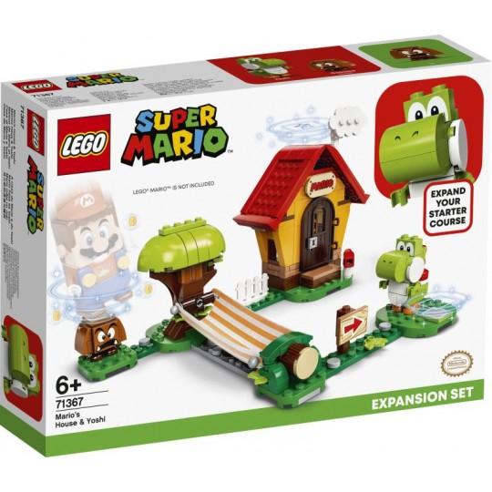 LEGO® Super Mario™: Mario's House & Yoshi Expansion Set