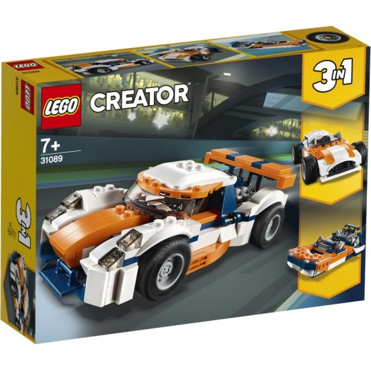 LEGO® Creator: Sunset Track Racer