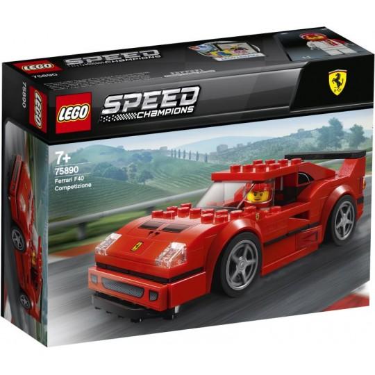 LEGO® Speed Champions: Ferrari F40 Competizione