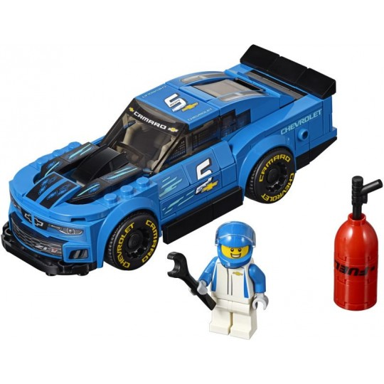 LEGO® Speed Champions: Chevrolet Camaro ZL1 Race Car