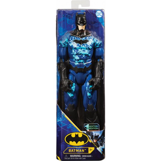 DC Batman - Bat-Tech Tactical Batman Figure
