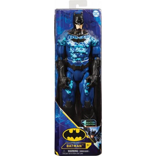 DC Batman - Bat-Tech Tactical Batman Figure
