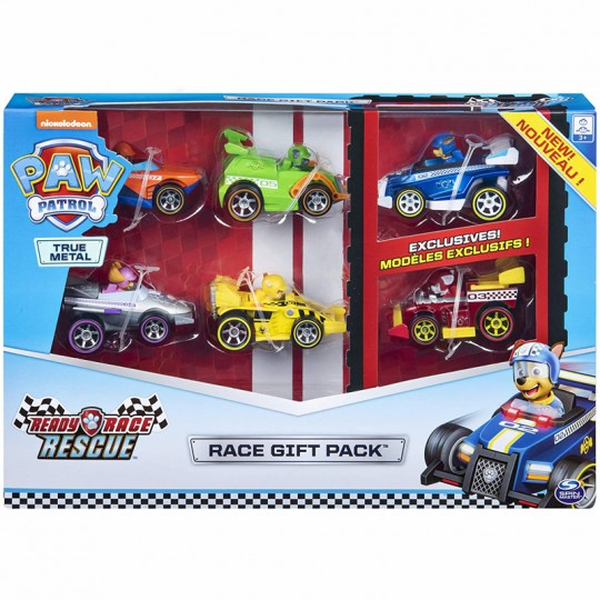 Paw Patrol: Ready Race Rescue - Race Gift Pack