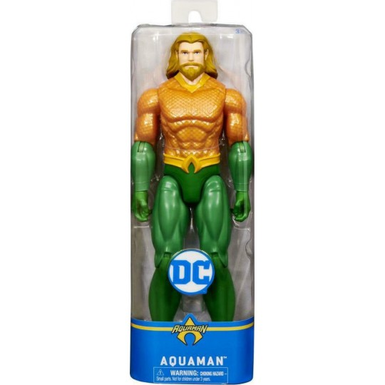 DC Heroes Unite - Aquaman Action Figure