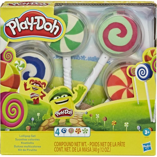 Play-Doh - Lollipop Set