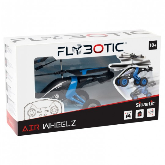 R/C Helicopter Air Wheelz
